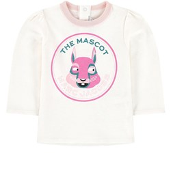 The Marc Jacobs Logo Graphic T-shirt Hvid