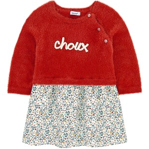 Image of Absorba Choux Dress Red 24 mdr (1698233)