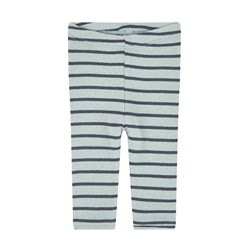 Play Up Stripe Leggings Light green