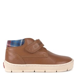Pom d'Api Leather Shoes Brown