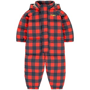 Image of Tinycottons Printed padded jumpsuit 6 mdr (1703619)