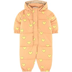 Tinycottons Printed padded jumpsuit
