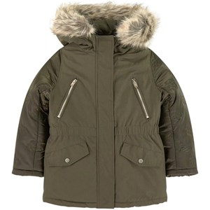 Image of IKKS 2-in-1 Puffer Jacket Khaki 10 years (1686753)