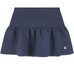 Petit Bateau Quilted skirt