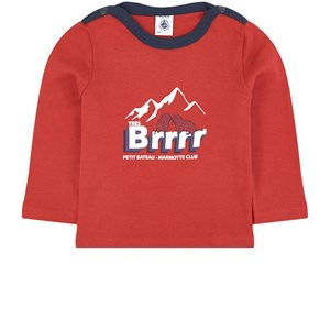 Image of Petit Bateau Graphic T-shirt 12 mdr (1718834)