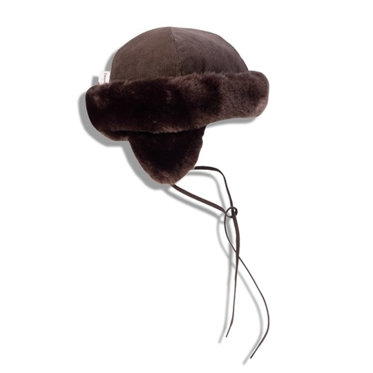 Minimink Russian Hat Chocolate BROWN