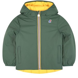 Image of K-Way Reversible down jacket - Jacques Thermo Plus Double 8 years (1713625)