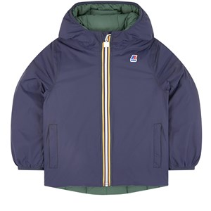 Image of K-Way Reversible down jacket - Jacques Thermo Plus Double 8 years (1716233)