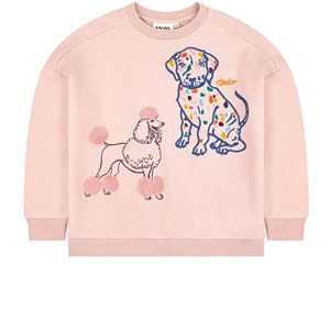 Image of Molo Sweatshirt with an embroidered dog 6 år (1693912)