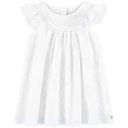 Tartine et Chocolat Floral Dress White