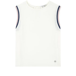 Image of Pepe Jeans Ana Top Off white 10 år (1745183)