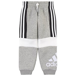 Image of adidas Performance 3 Stripes Sweatpants Gråmeleret 11-12 years (152 cm) (1765601)