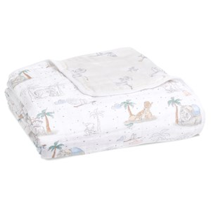 Image of Aden + Anais Dumbo Dream Blanket White one size (1672598)