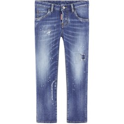 DSquared2 Cool Skinny Fit Jeans Blue
