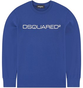 Image of DSquared2 Branded Sweater Blue 10 år (1719574)