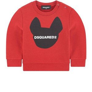 Image of DSquared2 Graphic Sweatshirt Red 18 mdr (1711047)