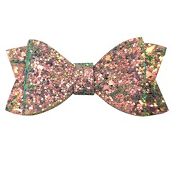 Petite Olivia Elle Exclusive Hair Bow Green
