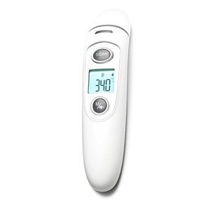 Image of Dobi Forehead and Ear Thermometer one size (1835732)