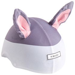 Dinoski Hop the Bunny Helmet Cover Purple