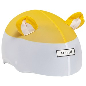 Image of Dinoski Cub the Lion Helmet Cover Yellow one size (1611792)