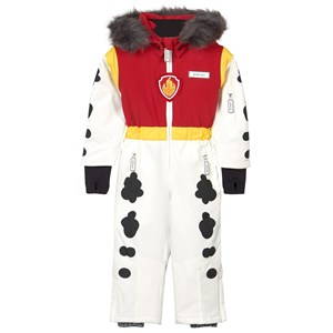 Image of Dinoski Kind Marshall Paw Patrol Snowsuit White 4-5 år (1611734)