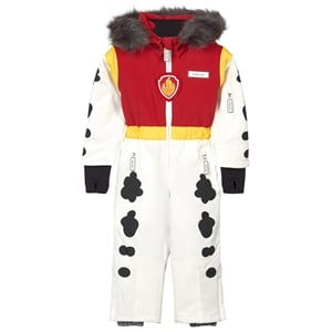 Image of Dinoski Kind Marshall Paw Patrol Snowsuit White 3-4 år (1611733)