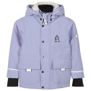 Image of Dinoski Kind Unicorn All Weather Winter Jacket Light Blue Sparkle 5-6 år (1611770)