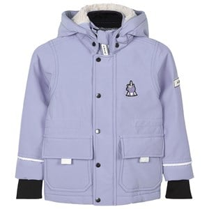 Image of Dinoski Kind Unicorn All Weather Winter Jacket Light Blue Sparkle 1-2 år (1611766)