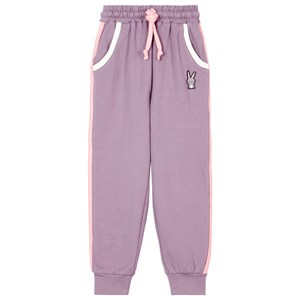Image of Dinoski Hop the Bunny Sweatpants Lilla 3-4 år (1768269)