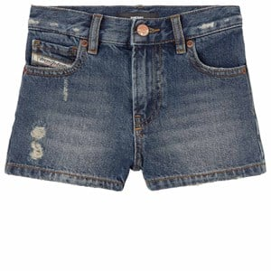 Image of Diesel Denim Short Blå 14 år (1788966)