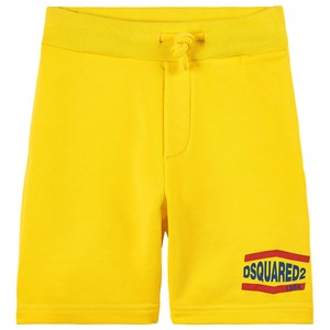 Image of DSquared2 Branded Sweatshortser Gule 10 år (1838163)