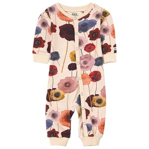 Image of ebbe Kids Penelope Baby Body Watercolor Poppy 56 cm (1-2 mdr) (1610503)