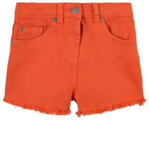 Image of Stella McCartney Kids Denim Shorts Flame On Dusty Pink 14 år (1845997)