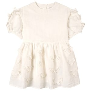 Image of Stella McCartney Kids Broderet Kjole Hvid 10 år (1846074)