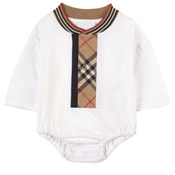 Burberry Knox Baby Body White/Archive Beige