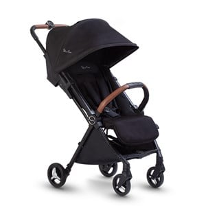 Image of Silver Cross Jet Stroller Black one size (1849903)