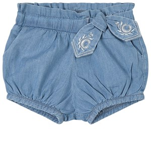 Image of Chloé Bow Shorts Blue 2 år (1801651)