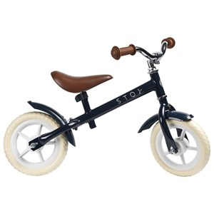 """Image of STOY Balance Cykel 10"""""""" Vintage Navy 24+ months (1493891)"""
