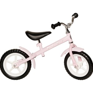 """Image of STOY Balance Cykel 12"""""""" Lys Pink One Size (825023)"""