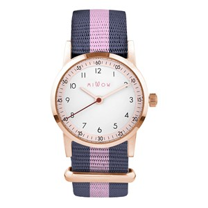 Image of Millow Blossom Watch Pink Stripe one size (1857641)