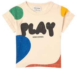 Bobo Choses Play T-shirt Turtledove
