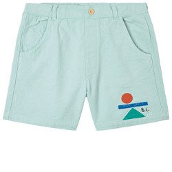 Bobo Choses Balanca Bermuda Shorts Green