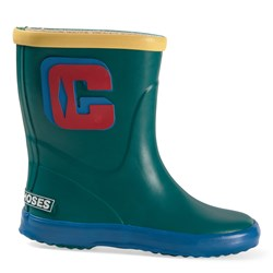 Bobo Choses B.C. Rain Boots Green