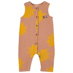 Bobo Choses Sparkle Jumpsuit Pink