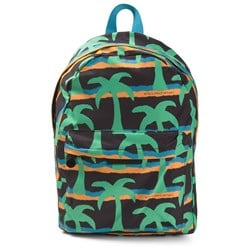 Stella McCartney Kids Palm Tree Backpack Black