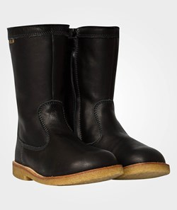 Bisgaard Boots Kids Black