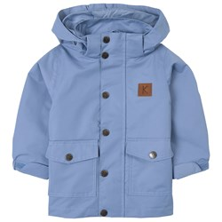 Kuling Stockholm Shell Jacket Dust Blue
