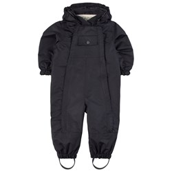 Kuling Milano Shell Coverall Always Black
