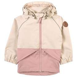 Kuling Barcelona Shell Jacket Woody Rose/Foggy White