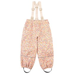 Kuling Going Shell Pants Pink Flower